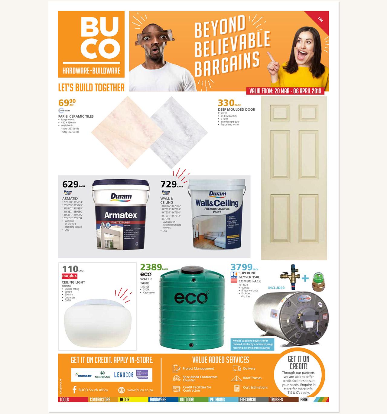 BUCO Retail