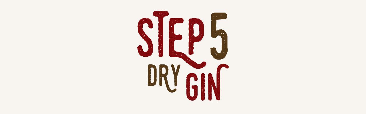 Step 5 Premium Dry Gin