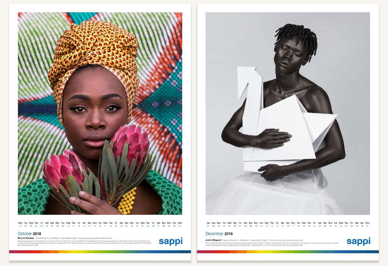 Sappi Global Calendar