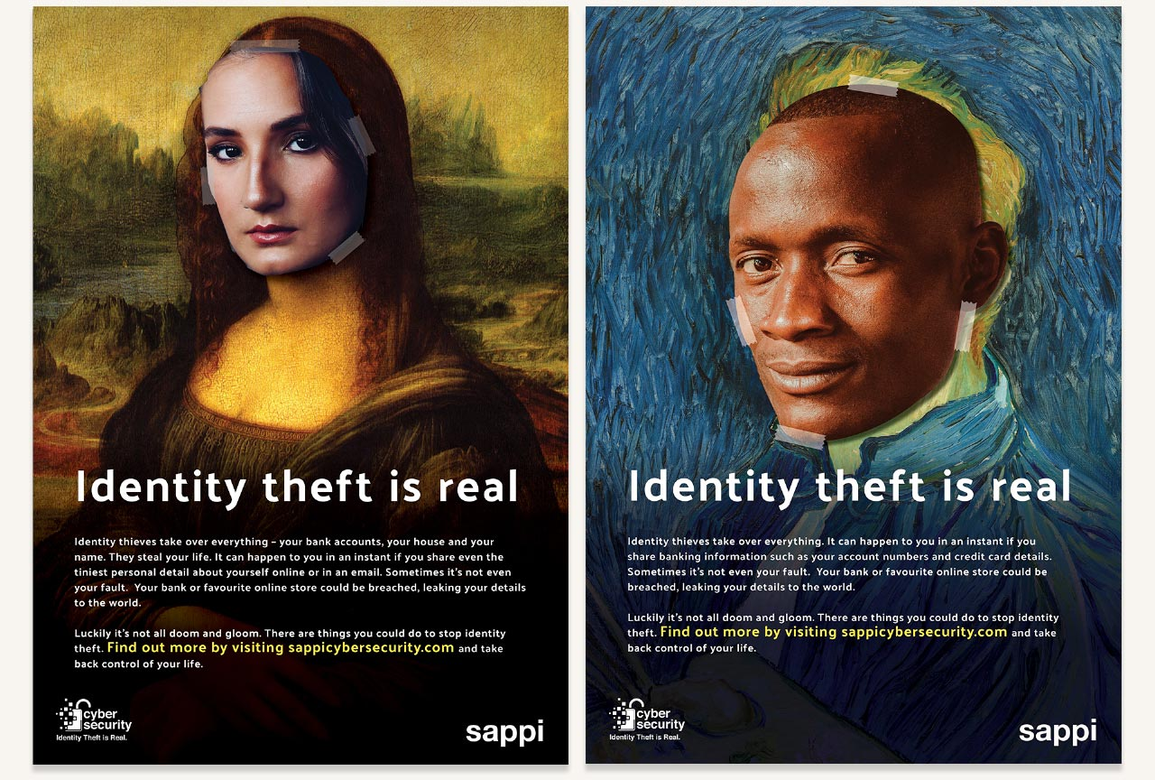 Sappi Cyber Security - Identity Theft is Real