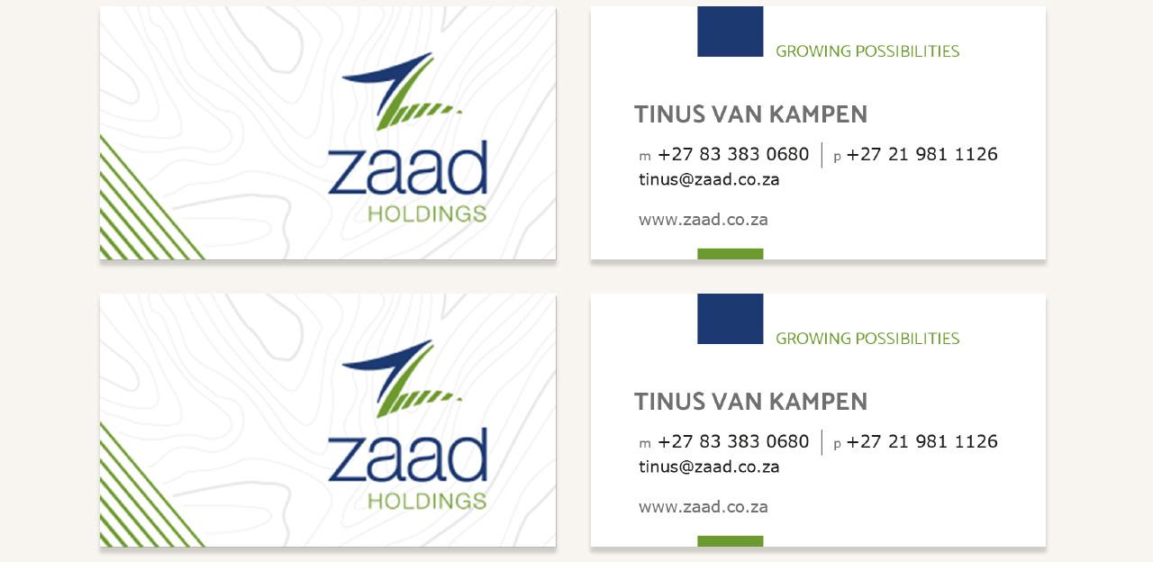 Zaad Holdings